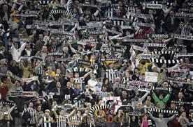 Europa league 2013/14 – Juventus - Benfica