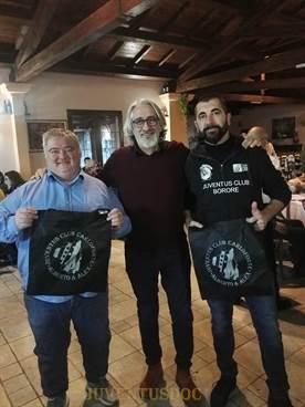 Juventus OFC Alex Del Piero – Festa Club Sardegna
