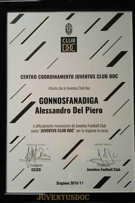 Juventus DOC Alex Del Piero – Club DOC DAY 2017