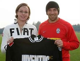 Juventus DOC Alex Del Piero – Auguri Fede Pellegrini