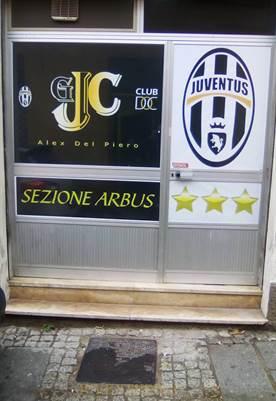 Juventus DOC Alex Del Piero – Sezione Arbus