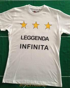 Juventus DOC Alex Del Piero – T-shirt ufficiale 2013
