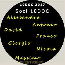 Juventus OFC Alex Del Piero – Festa 10DOC 2017