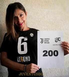 Juventus OFC Alex Del Piero – Ely 200
