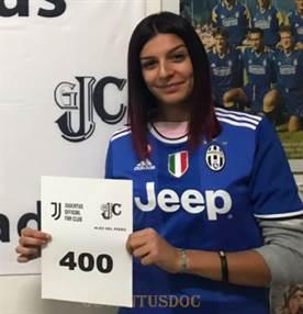 Juventus OFC Alex Del Piero – Sharon 400