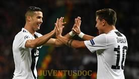 Juventus – Champions league 2018/19